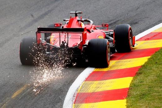 «Феррари» унижена, Боттас раздавлен. Итоги Гран-при Бельгии