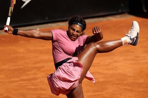 Серена отметила юбилей поражением. На турнире в Риме американка проиграла в 1-м же матче