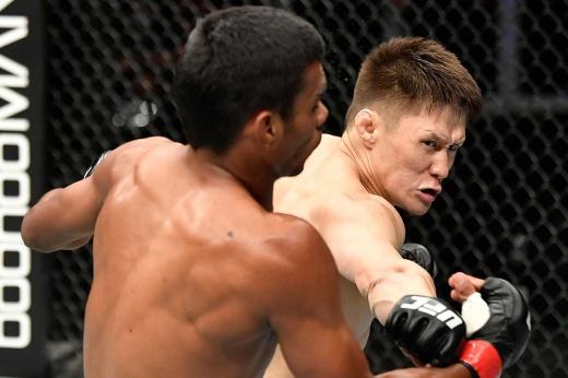 UFC 264: эксклюзивное интервью с Жалгасом Жумагуловым перед боем с Джеромом Ривейрой, эксклюзив