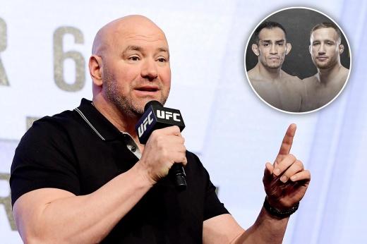 Бой Тони Фергюсон — Джастин Гэтжи, UFC 249, 19 апреля, время трансляции, где смотреть