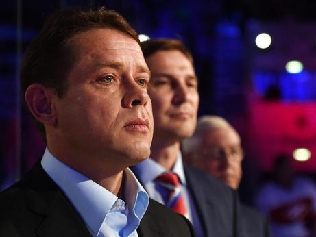 Павел Буре: стать президентом КХЛ? Я и так доволен жизнью