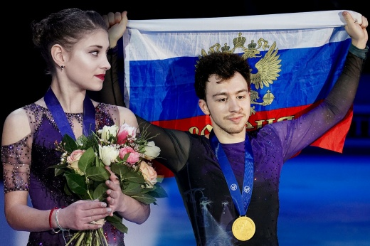 Чемпионат мира по фигурному катанию среди юниоров — 2021 отменён, Валиева, Самоделкина, Усачёва останутся без медалей