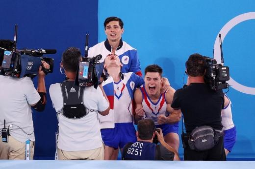 Российские гимнасты выиграли Олимпиаду-2020! Такого не было четверть века!