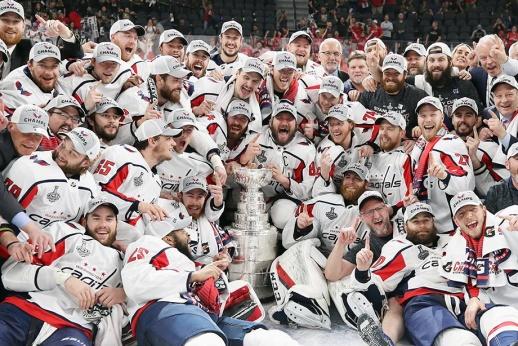10 лучших команд НХЛ, выступавших в 2010-х