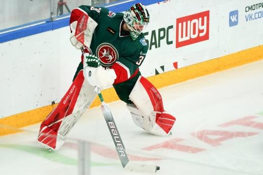 «Ак Барс» — «Металлург» — 1:3, матч регулярного чемпионата КХЛ, отчёт и видео, 07.10.2021