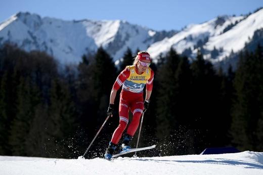 Близко. Очень близко! Российскую лыжницу Сорину от медали ЧМ отделили считанные секунды