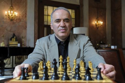 «Я — любитель». Гарри Каспаров сыграет против сильнейших шахматистов в необычном турнире