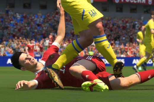 Как FIFA 22 отличается от FIFA 21. Первые впечатления от игры