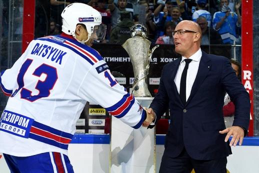 Клуб из Франции и хоккей на стадионе «Зенита». Что ждёт КХЛ?