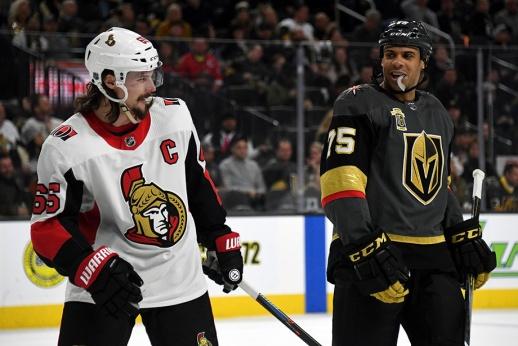 Карлссон улетит и не вернётся. Куда могут обменять лучшего защитника НХЛ