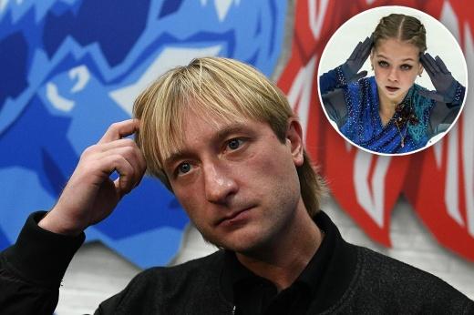 Как изменилась фигуристка Трусова после перехода к Плющенко – реклама, пиар
