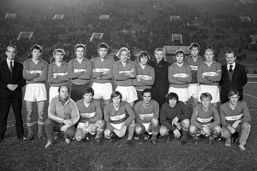 Гол Олега Блохина «Баварии», видео, Суперкубок Европы — 1975