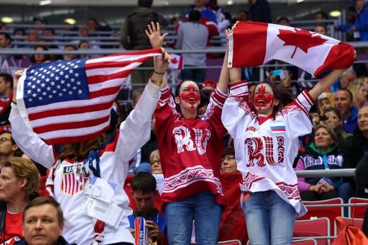 0:8 на домашнем льду. Казань болела за Канаду, когда они громили Россию в финале ЮЧМ