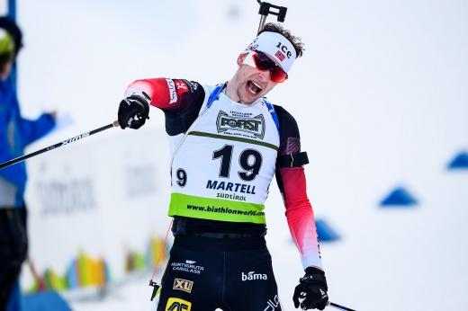 Российские биатлонисты без медалей в спринте в Контиолахти – Бё выиграл, Логинов отстал на минуту