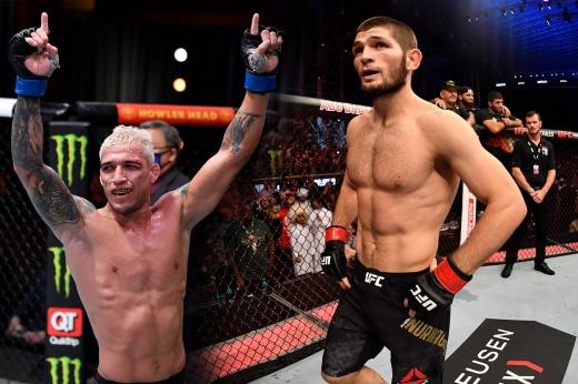 В UFC появилась улучшенная копия Нурмагомедова. Похоже, Хабиб ушёл вовремя