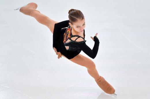 Трусова готова стать чемпионкой даже в мужском катании. С цифрами не поспоришь!