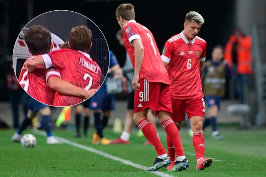 Словакия – Россия – 2:1, отбор на ЧМ по футболу, почему сборная России играет лучше, когда проигрывает в счёте