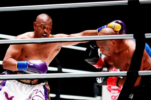 Оскар де ла Хойя резко отреагировал на выпады главы UFC Даны Уайта
