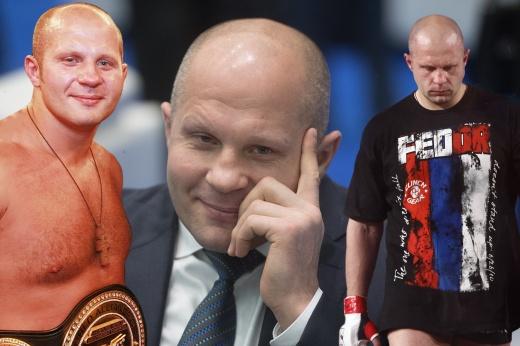 Фёдор Емельяненко — биография, лучшие бои, история Fedor Team, Bellator