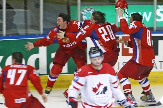 «Это для тебя, Россия!» После легендарного гола канадцам Ковальчук не мог сдержать слёз