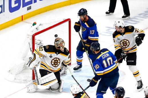 Раск «украл» победу для «Бостона». В финале Кубка Стэнли будет седьмой матч!