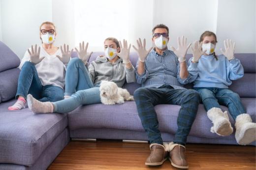 Тест: могу ли я заразиться коронавирусом? Вычисляем шансы