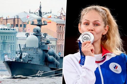 В России вместо побед на Олимпиаде показали военный парад. У нас точно спортивная страна?