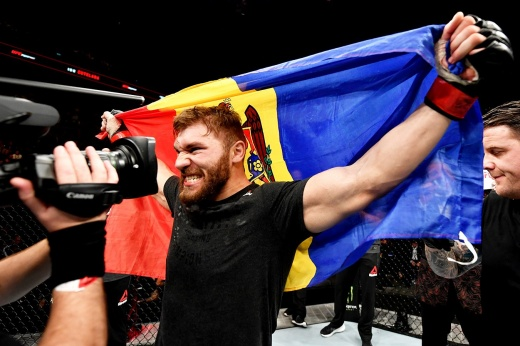 UFC: интервью с Арманом Царукяном перед боем с Кристосом Гиагосом