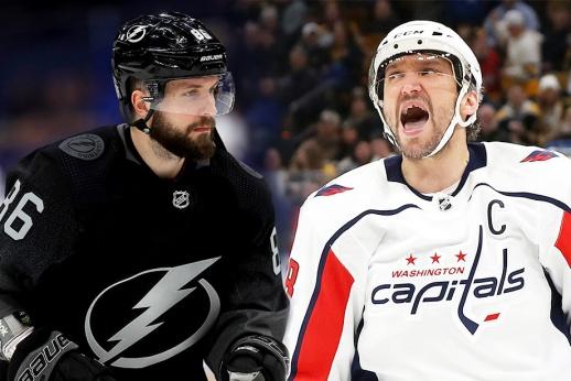 Турнирная сетка и пары плей-офф НХЛ!