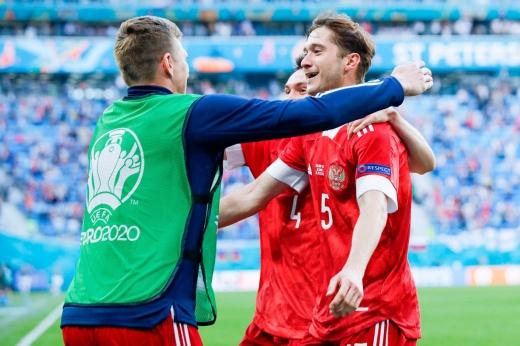 5 вещей, которые порадовали в сборной России на Евро-2020
