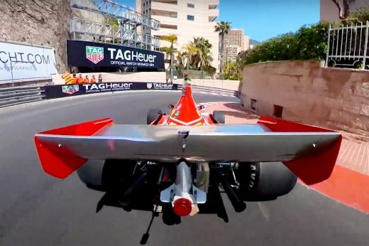 Как «Ягуар» потерял бриллиант после аварии на Гран-при Монако Ф-1 2004 года – что случилось, фото