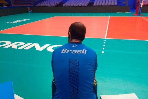 «Это дичь просто!». Что творилось на тренировке России перед Бразилией