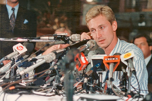 «Мне хотелось дать ему по морде». История обмена Гретцки — величайшей сделки в истории НХЛ