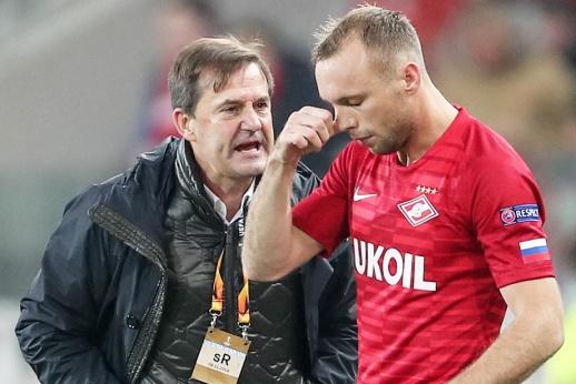 «Я больше не буду помощником». Рианчо выиграл и хочет остаться в «Спартаке»