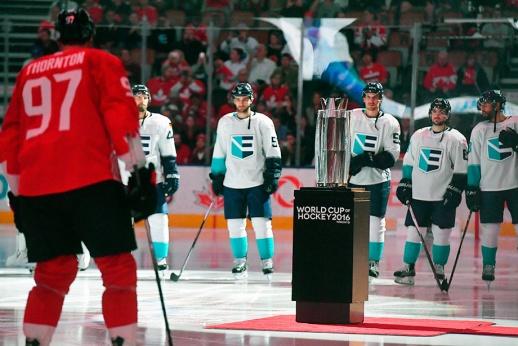 НХЛ выкинула Кубок мира на свалку. Там ему и место