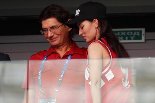 Зарема Салихова вошла в совет директоров «Спартака». Но на дела клуба она влияет давно
