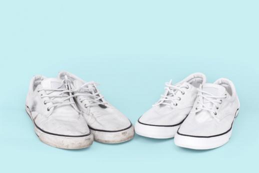 Как сохранить кроссовки свежими в жару летом? Лайфхаки по чистке и носке