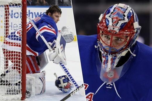 В клубе НХЛ играют два русских вратаря. Когда такое ещё было?