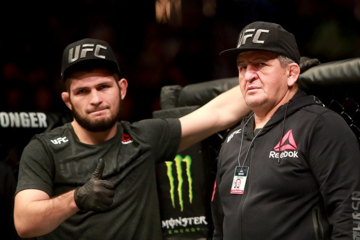 Хабиб Нурмагомедов впервые возглавил рейтинг бойцов MMA Sherdog, он обошёл Джонса