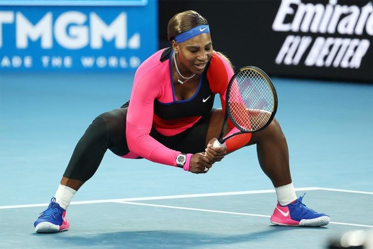 Australian Open – 2021: Наоми Осака разгромила Серену Уильямс, 24-й «шлем» американки всё дальше