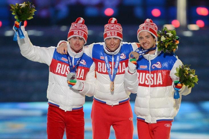 Триумф невезучего Легкова на Олимпиаде-2014