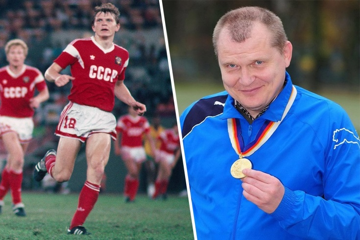 Где сейчас футболисты сборной СССР