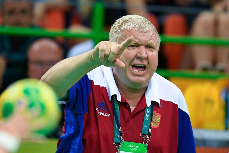 Евгений Трефилов оценил игру сборной России