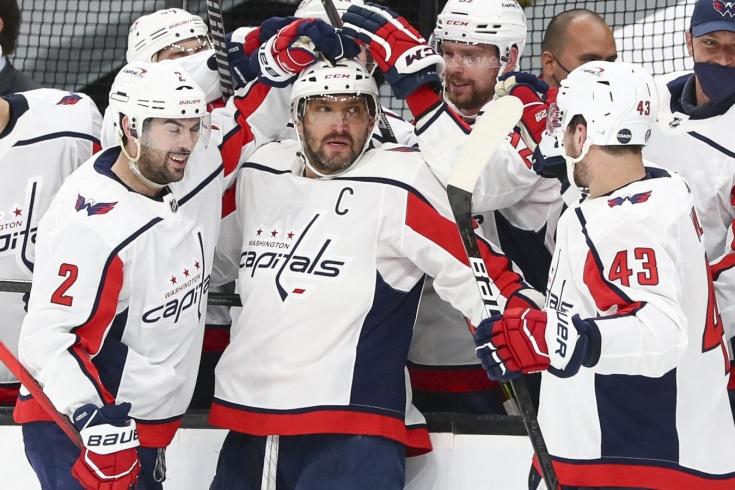 У Овечкина 800 голов в НХЛ, но ни одного в овертайме плей-офф. Есть за что поругать себя?