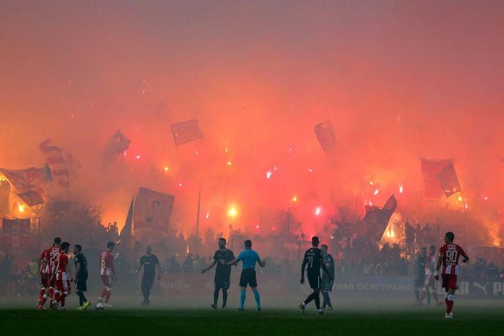 Драка на футболе положила начало войне. Что роднит фанатов «Спартака» и «Црвены Звезды»
