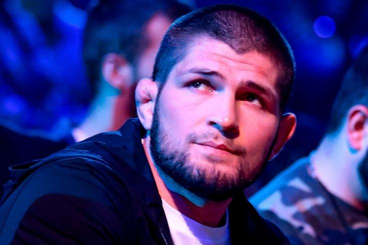 Хабиб Нурмагомедов – о возвращении в UFC, перспективах Волкова, Яна и о развитии EAGLE FC