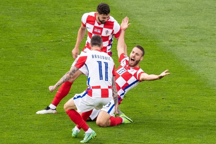 Хорватия – Шотландия – 3:1