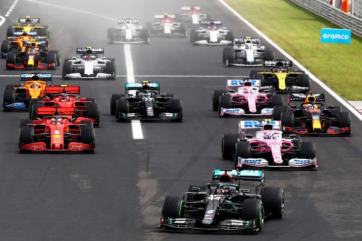 Самые глупые правила Формулы-1, которые надо срочно отменить