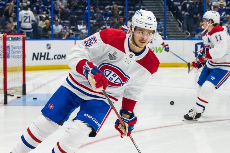 Первый оффер-шит в НХЛ за два года! «Каролина» собралась вернуть должок «Монреалю»
