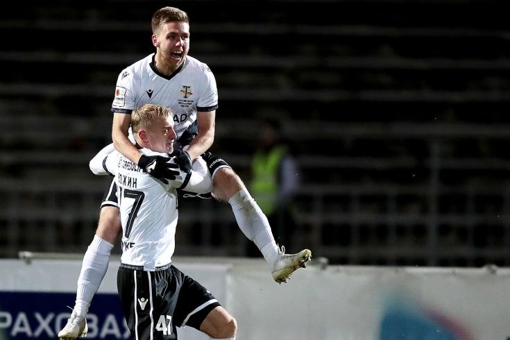 «Торпедо» – «Балтика» — 1:0 – Кубок России